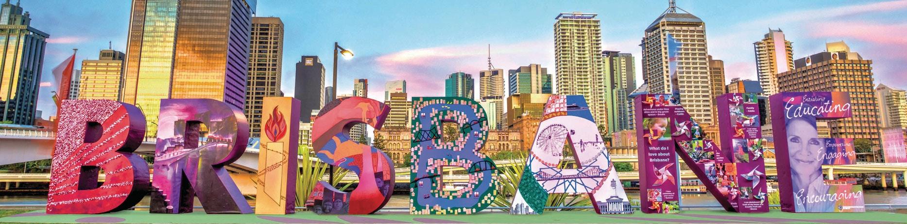 Brisbane Panorama2