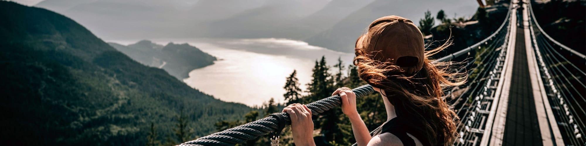 High School Aufenthalt Squamish British Columbia