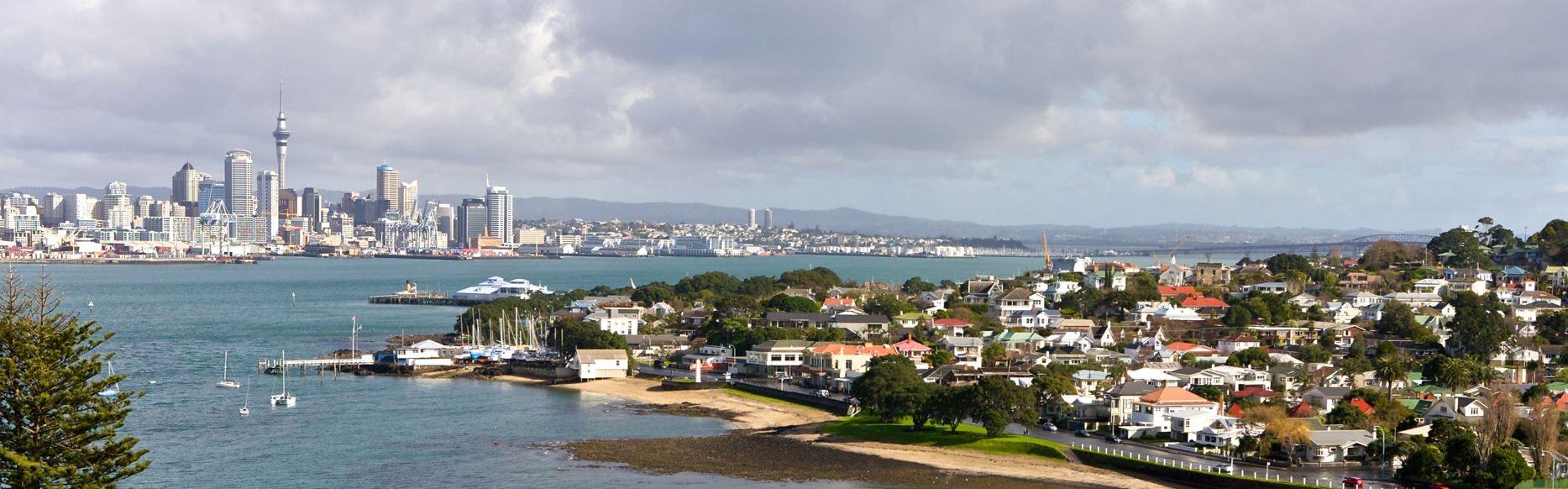 Schüleraustausch Neuseeland Auckland Orientation