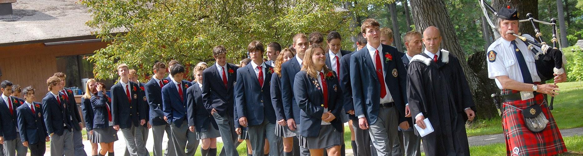 Schüleraustausch-Privatschulen-Internate-Kanada