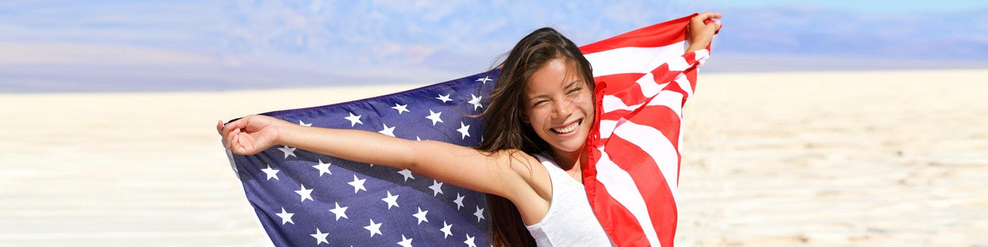 Sprachreise Sprachferien USA