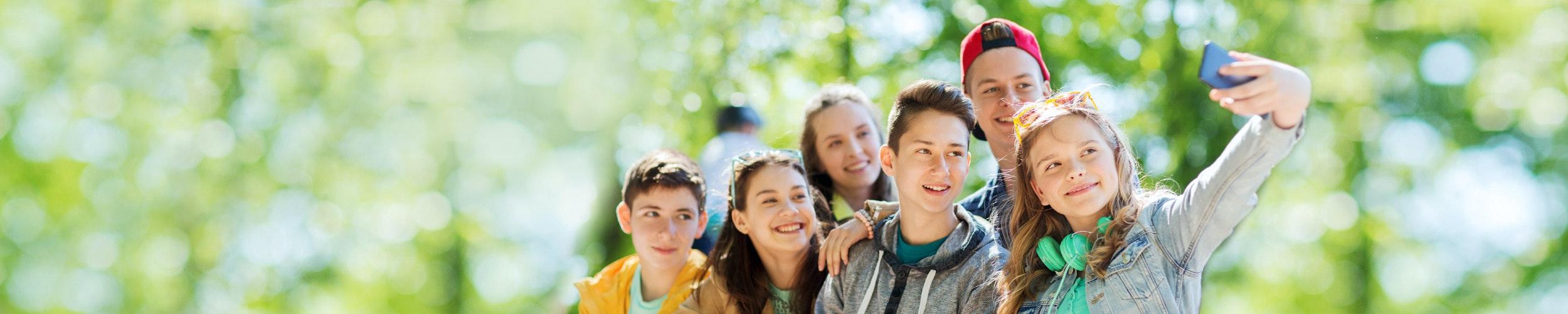 Sprachreisen für Schüler u Jugendliche