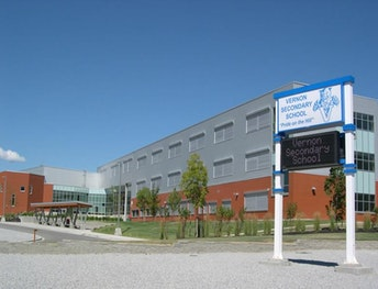Vernon Secondary School